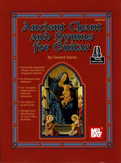 photo of Ancient Chant and Hymns for Guitar