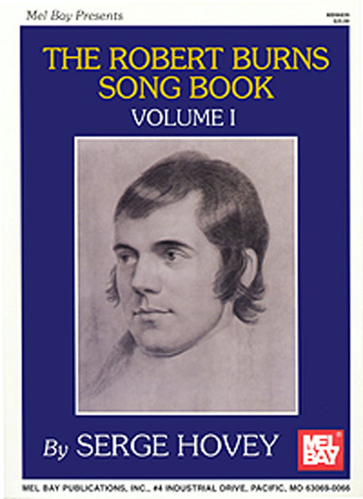 photo of The Robert Burns Song Book, Vol. I