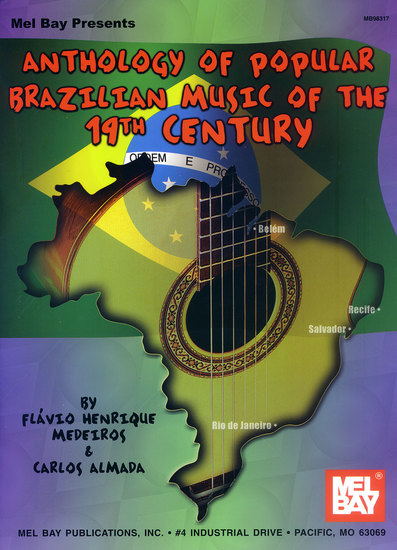 photo of Anthology of Popular Brazilian Music of the 19th Century