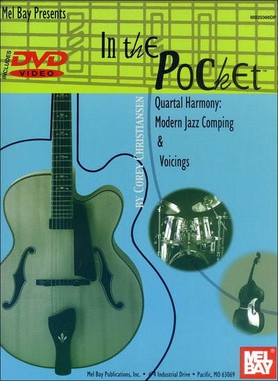 photo of Quartal Harmony: Modern Jazz Comping & Voicings