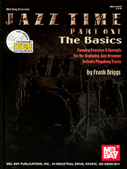 photo of Jazz Time Part One, The Basics, Jazz Drummer
