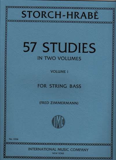 photo of 57 Studies in Two Volumes, Vol. I