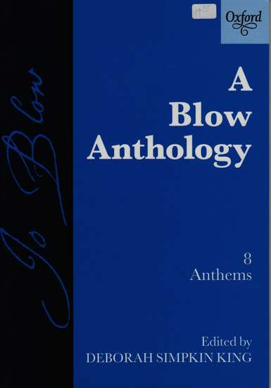photo of A Blow Anthology, 8 Anthems