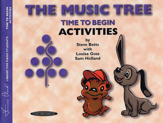photo of The Music Tree, Time to Begin, Activities