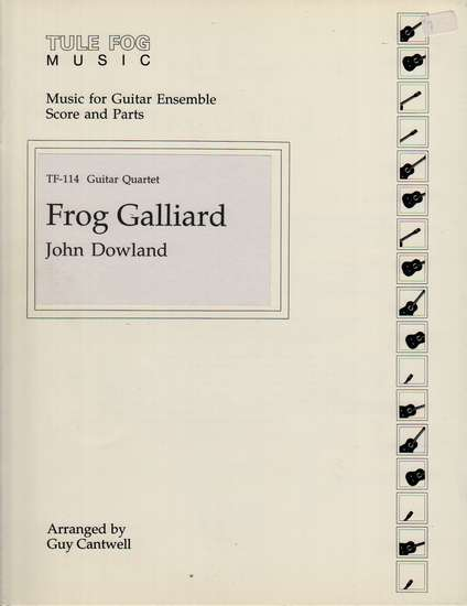 photo of Frog Galliard