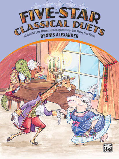 photo of Five Star Classical Duets