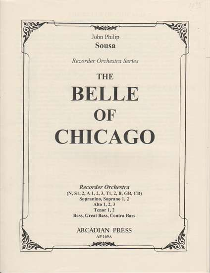 photo of The Belle of Chicago