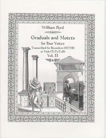 photo of Graduals and Motets for Four Voices, Vol. II