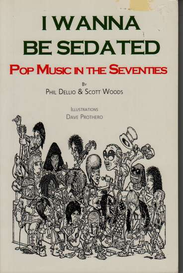 photo of I Wanna be Sedated; Pop Music in the Seventies