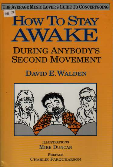 photo of How to stay Awake during Anybody