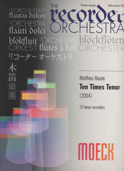 photo of Ten Times Tenor