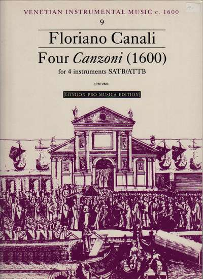 photo of Four Canzoni