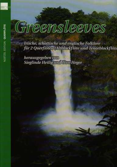 photo of Greensleeves, Irische, schottische und englische Folklore