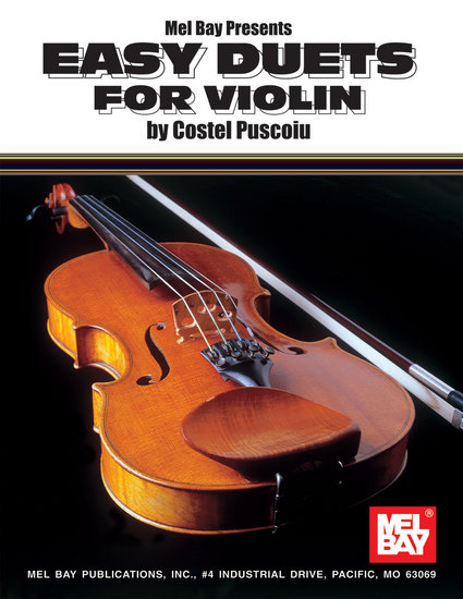 photo of Easy Duets for Violin