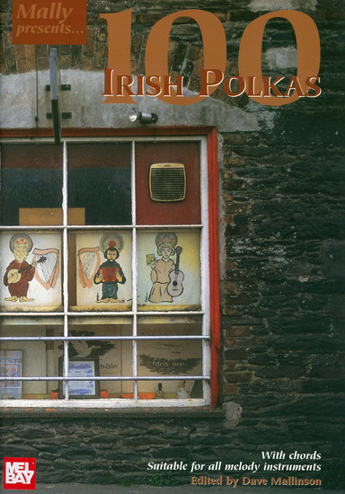 photo of 100 Irish Polkas
