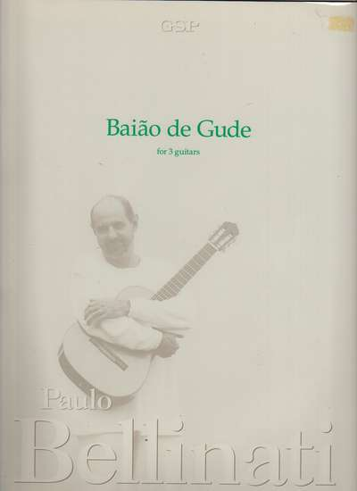 photo of Baião de Gude for 3 guitars