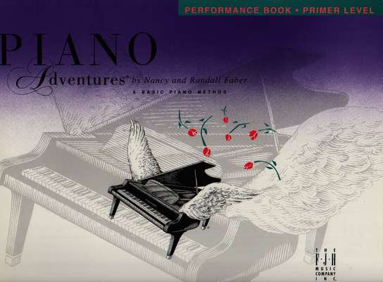 photo of Piano Adventures, Performance Book, Primer Level, First edition