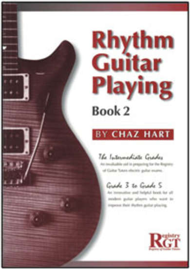 photo of RGT: Rhythm Guitar Playing, Book 2