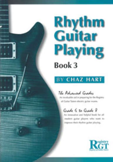 photo of RGT: Rhythm Guitar Playing, Book 3