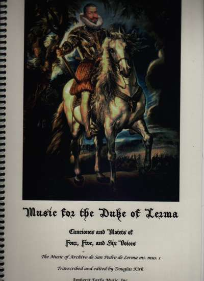 photo of Music for the Duke of Lerma, Revised Edition, 2006