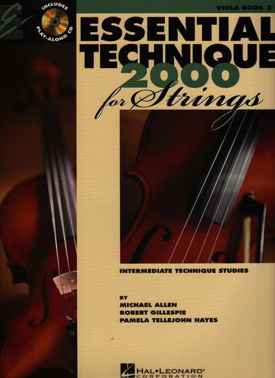 photo of Essential Technique 2000, Viola Book 3