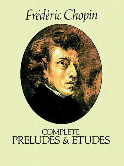 photo of Complete Preludes & Etudes