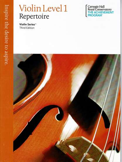 photo of Violin Series, Third Edition, Album 1