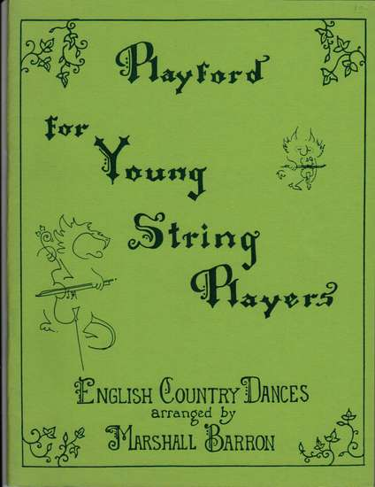 photo of Playford for Young String Players