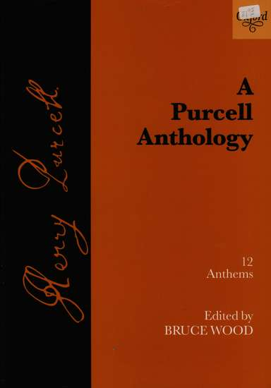 photo of A Purcell Anthology, 12 Anthems
