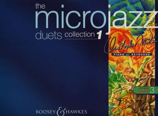 photo of The Microjazz Duets Collection 1, Level 3