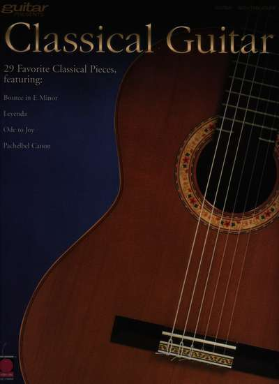 photo of Classical Guitar, 29 Favorite Classical Pieces