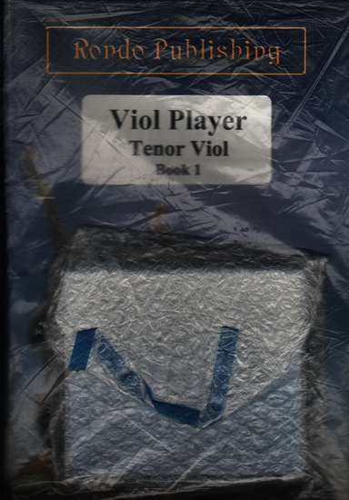 photo of Viol Player, Book 1 Tenor with CD at 415