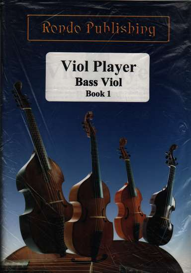 photo of Viol Player, Book 1 Bass with CD at 415