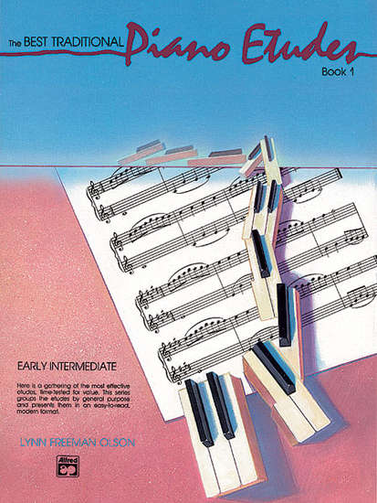 photo of The Best Traditional Piano Etudes, Book 1