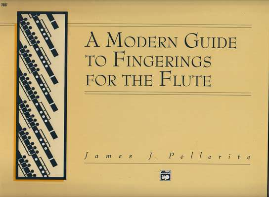 photo of A Modern Guide to Fingerings for the Flute