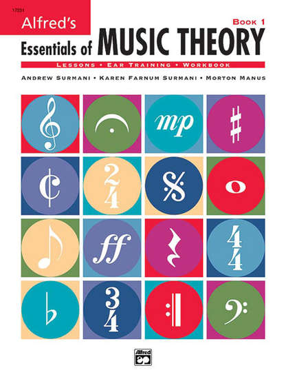 photo of Essentials of Music Theory, Book 1
