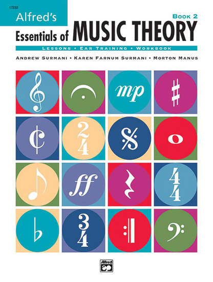 photo of Essentials of Music Theory, Book 2