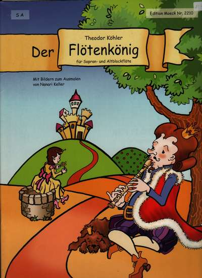 photo of Der Flötenkönig, The Flute King