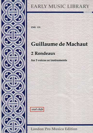 photo of 2 Rondeaux, Version for Viols