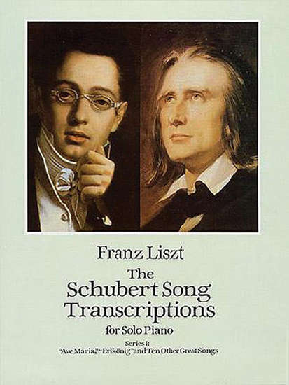 photo of The Schubert Song Transcriptions, Series I: Ave Maria, Erlkönig, and 10 others