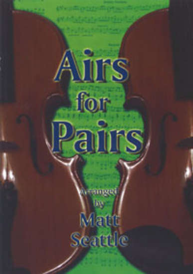 photo of Airs for Pairs, 21 Popular Melodies from Britain and Ireland