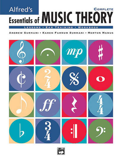 photo of Essentials of Music Theory, Complete