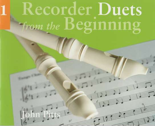 photo of Recorder Duets from the Beginning, Book 1