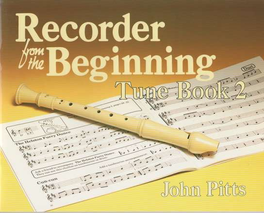 photo of Recorder from the Beginning, Tune Book 2