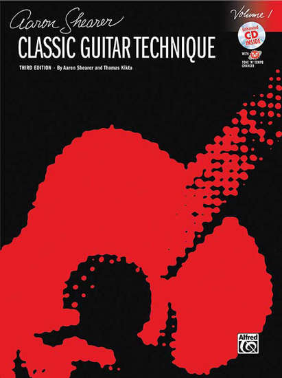 photo of Classic Guitar Technique, Volume I, CD, Third Edition