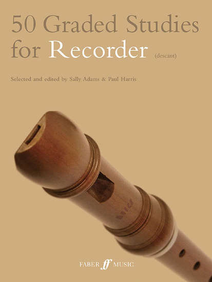 photo of 50 Graded Studies for Recorder