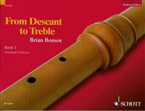 photo of From Descant to Treble, Part 1