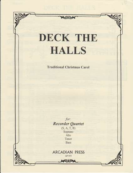 photo of Deck the Halls