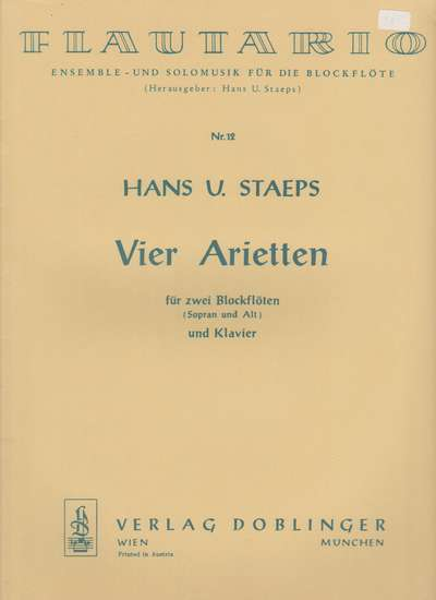 photo of Vier Arietten