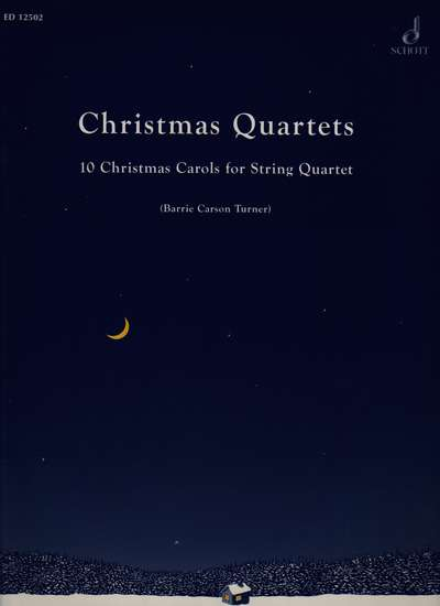 photo of Christmas String Quartets, 10 Carols